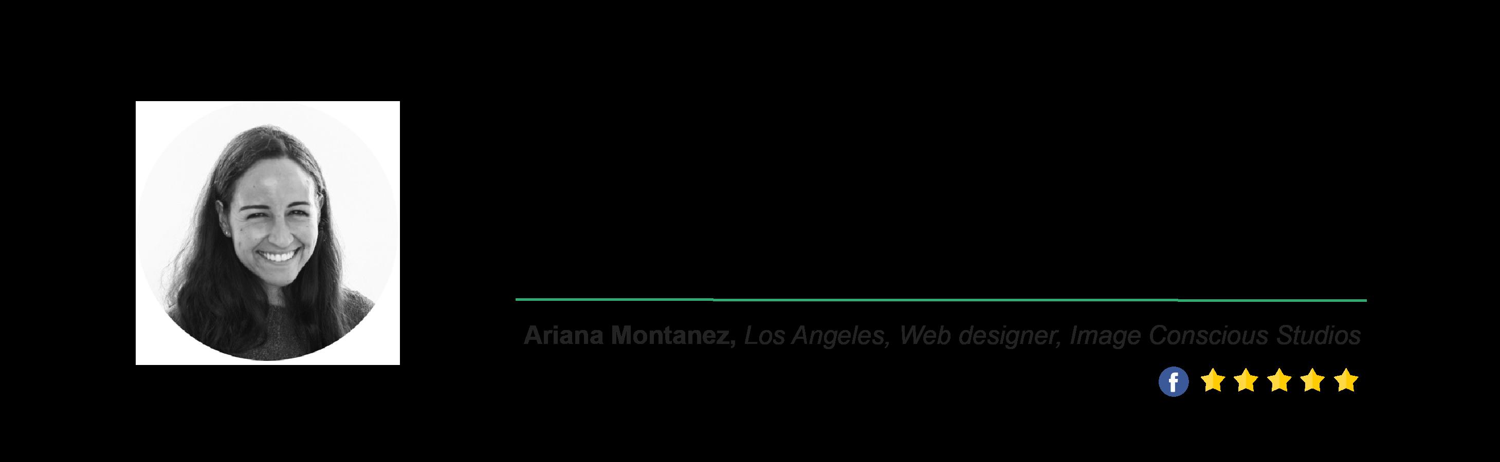 Locus Testimonial - Ariana Montanez